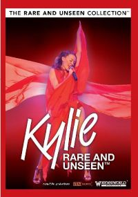 Cover Kylie Minogue - Rare And Unseen - The Rare And Unseen Collection [DVD]